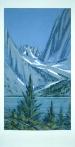 Fourth Lake, Eastern Sierras