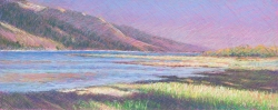Bolinas Lagoon, Light and Shade