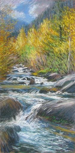Bishop Canyon Rapids