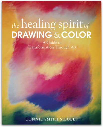 Book Cover: The Healing Spirit of Drawing and Color
