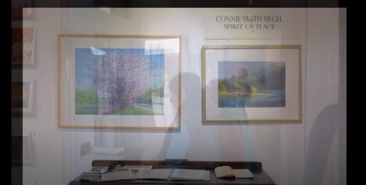 Spirit of Space Art Show Video – Michel Kotski